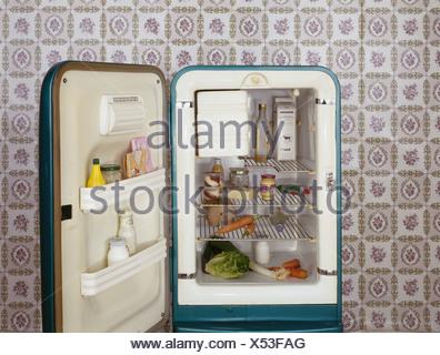 Retro Look Kühlschrank : Kühlschrank freistehend retro regular kühlschrank freistehend