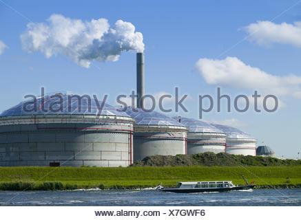Biogas-Kraftwerk Stockfoto, Bild: 103370238 - Alamy