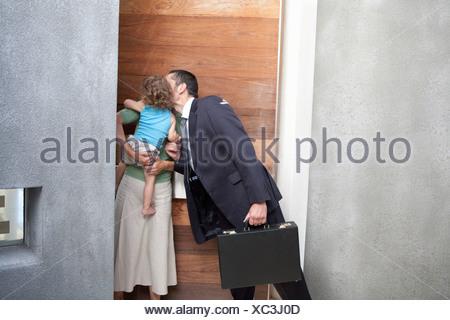 Ehefrau Arbeit der Ehemann vor Beatrix von