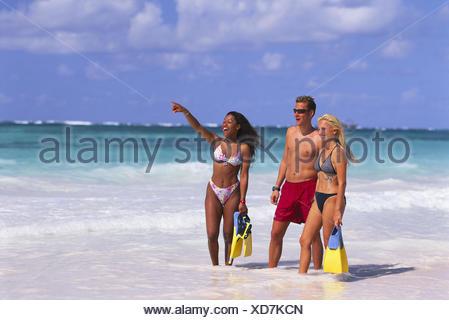 dominikanische Mann amerikanische Frau
