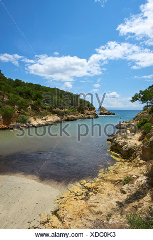 Punta Negra, Palma Nova, Costa d \' en Blanes, Mallorca, Balearische ...
