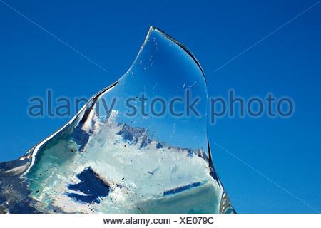 Eisbildung, Grönland, Ostgroenland, Tunu, Kalaallit Nunaat, Liverpool Land, Lillefjord, Kangertivatsiakajik