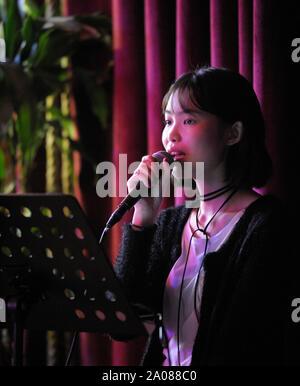 Entretenimiento Karaoke (Suzhou, China).