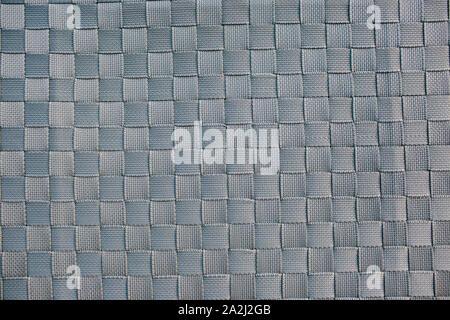 Textura de tela a cuadros grises