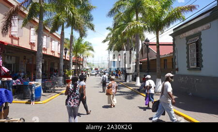 Ciudad de Falmouth, Jamaica