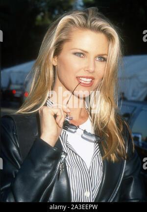 Christie Brinkley, 1992, Foto de Michael Ferguson/PHOTOlink