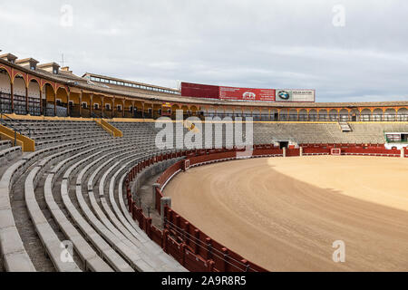 España, Kastilien La Mancha, Toledo, arena, bloqueo, torero