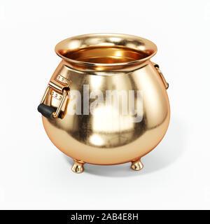 Olla de oro vacía Fotografía de stock Alamy