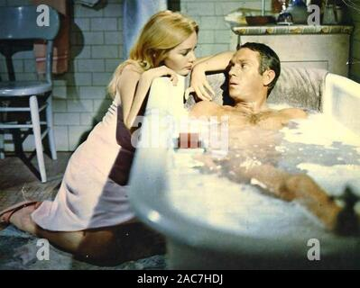 El Cincinnati KID 1965 MGM film con Steve McQueen y Tuesday Weld