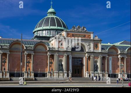 Ny Carlsberg Glyptotek, museo de arte en Copenhague, Dinamarca