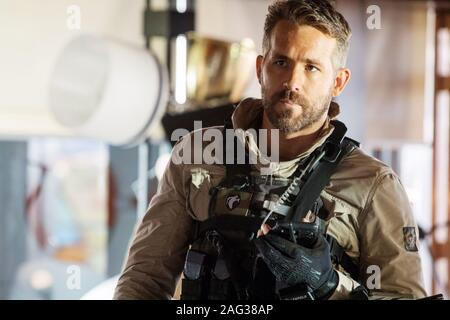 6 metro, (aka 6 metro), Ryan Reynolds, 2019. ph: Christian Black / © Netflix / cortesía Colección Everett