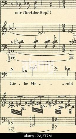 Eine florentinische Tragödie : Oper en einem Aufzug, Op 16 . Die Nacht Sehr ruhige d soll mei.ner rc P