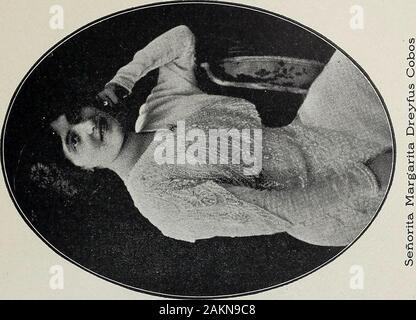El Salvador al vuelo; notas, impresiones y perfilesRepublica de El Salvador, América Central, 1917 . Señorita Josefa Cobos.