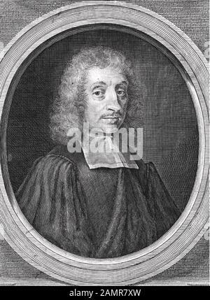 John RAY (1627-1705) naturalista inglés