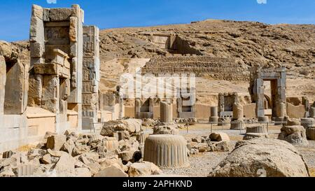 Persepolis, Patrimonio de la Humanidad de la UNESCO, Irán