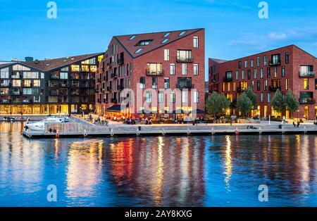 Edificios de diseño arquitectónico moderno, Copenhague