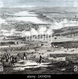 La Batalla De Austerlitz El 2 De Diciembre De 1805, Guerras Napoleónicas