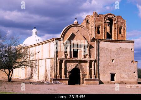 Iglesia De San José De Tumacacori, Parque Histórico Nacional De Tumacacori, Arizona