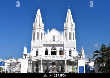 Annai Velangkanni iglesia