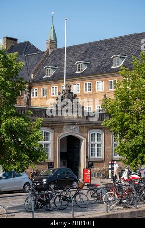 Museo Nacional de Dinamarca alias Nationalmuseet en Copenhague, Dinamarca, Europa