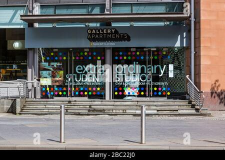 Galería Apartamentos Alojamiento para estudiantes, Glasgow, en el centro de la ciudad, Escocia, Reino Unido