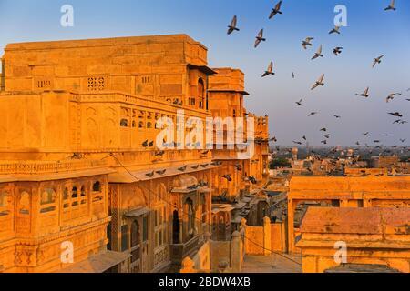 Patwa-ki-Haveli Jaisalmer Rajasthan India