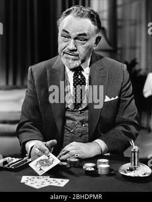 EDWARD G. Robinson, el CINCINNATI KID, 1965