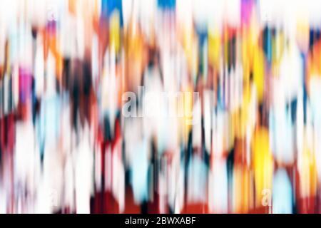 Resumen Color Movimiento Blurred Fondo.