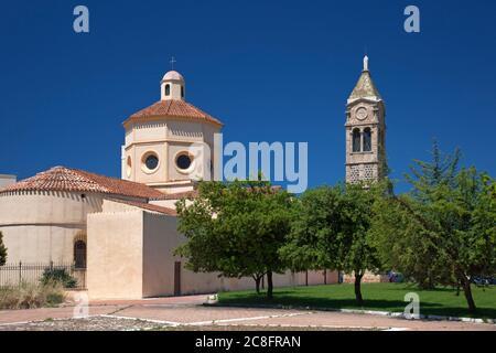 Geografía / viajes, Italia, Cerdeña, Basílica Santuario Nostra signora del Rimedio, Oristano, Derechos adicionales-liquidación-Info-no-disponible