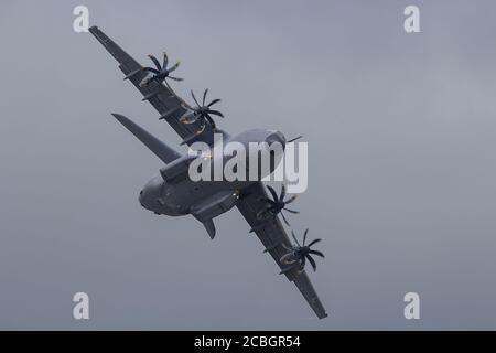 Una Real Fuerza Aérea Airbus A400M Atlas C.1