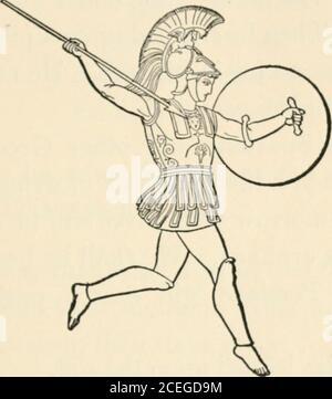 . Hombres de la vieja Grecia, por Jennie Hall. En dio la espalda y todos corrieron 74 hombres de la vieja Grecia hacia la pared. Cuando los persas los cortaron corriendo, ellos gritaron y les pegaron los talones a sus caballos y los rodearon. Se rieron y agitaron sus palabras y se olvidaron de Tenga cuidado. Eso era lo que Leónidas quería. Por fin él gaveotra señal, y los griegos se volvieron a flote y marcharon de vuelta contra los Persiansy los cortaron y los hicieron huir de tocamp. Eso estaba cerca de la noche. Entonces los Greeksbuilt se disparan ante las paredes y cocinan los theirsuppers y comían. Cada hombre dormía en armadura esa noche, con