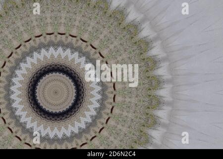 Resumen fondo de caleidoscopio. Hermosa textura de caleidoscopio multicolor. Diseño de caleidoscopio único.