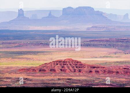 Monument Valley, Arizona, Ee.Uu., Foto de stock