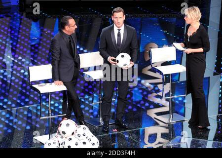 Totti ospite al festival di Sanremo 2017