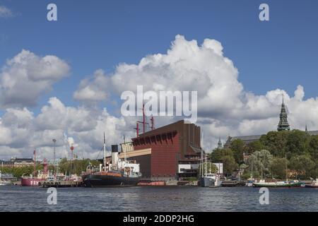 Geografía / viajes, Suecia, Estocolmo Laen, Estocolmo, Vasa-Museo, Djurgarden, Derechos adicionales-liquidación-Info-no-disponible