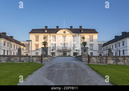 Geografía / viajes, Suecia, Estocolmo laen, Rosersberg, Castillo de Rosersberg, Uppland, Derechos adicionales-liquidación-Información-no-disponible