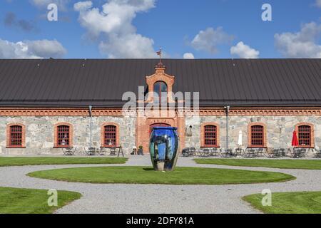 Geografía / viajes, Suecia, Estocolmo laen, Steninge, castillo de Steninge cerca de Sigtuna, Uppland, Derechos adicionales-liquidación-Información-no-disponible