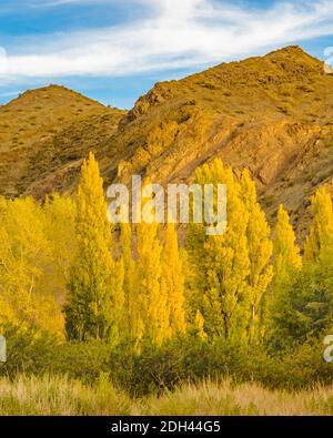 Parque Nacional el Leoncito, Provincia de San Juan, Argentina Foto de stock