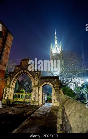Santa María de la Caridad, Faversham