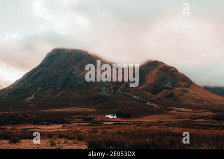 White Cottage situado en Glencoe, Escocia