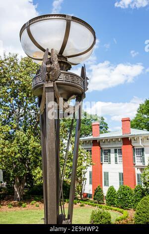 Alabama Montgomery Primera Casa Blanca de la Confederación, Guerra Civil 1835 estilo italiano,