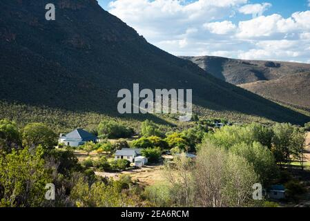 Cedar Falls base Camp, Baviaanskloof, Sudáfrica
