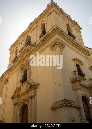 Chiesa di Santa Chiara, Noto