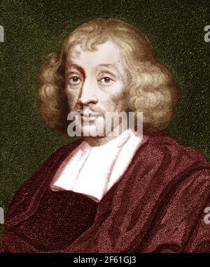 John Ray, naturalista inglés