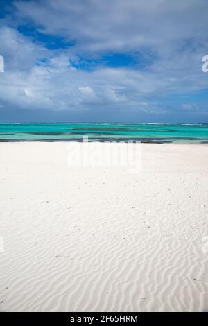República Dominicana, Punta Cana, playa de kitesurf en el Kite Club, Playa Blanca