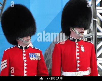 ¡una lágrima para ir! - Concierto en Trafalgar Square 1 año antes de los Juegos Olímpicos 2012, Londres, Reino Unido