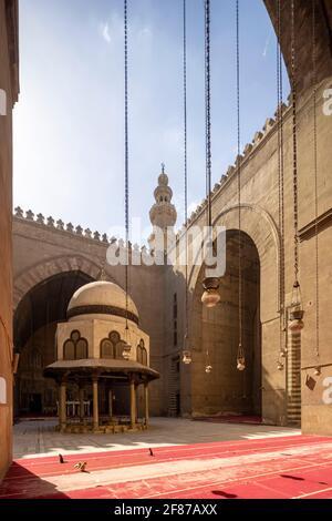 Complejo Sultan Hasan, El Cairo