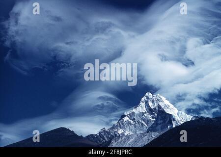 Nepal. Monte Everest.