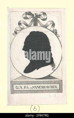 Münchhausen, Gerlach Adolf Freiherr von.