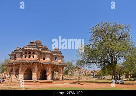 Lotus Mahal Royal Centre Hampi, Karnataka, India